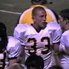 Video Archive Clip 2005 (Sep) - Yaden, Steven R. - Age 17 - Steve (#33, fullback, white jersey) plays varsity football for Thompson Valley High School (Eagles) - Game 1 - Northern CO - Original VHS Series (2 min 54 sec)<br /> <br /> Dad's note:<br /> <br /> This game early in the 2005 season is where Steve overextended his hamstring.  You can see him pull up limping on his carry near the end of this clip.  While he was taken out of this game shortly after, he would power through the rest of the 2005 championship season for Thompson Valley and the next four years of college ball while nursing that hamstring.<br /> <br /> As much pain as that leg gave him, I never thought Steve would make it through the 2005 season let alone go on to play college ball.  It was a testament to his tenacity that for five seasons he spent countless hours in the training room every week rehabilitating that hamstring in preparation for the next game.