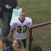 Video Archive Clip 2005 (Nov 26) - Yaden, Steven R. - Age 17 - Steve (#33, fullback, white jersey) plays varsity football for Thompson Valley High School - Class 4A Semifinal State Playoffs - Thompson Valley Eagles vs ThunderRidge Grizzlies at ThunderRidge - Highlands Ranch, CO - Mixed Relations Series (9 min 24 sec)<br /> <br /> Note: <br /> <br /> In 2005 the Thompson Valley Eagles captured their first Northern Conference title in 16 years under head coach Clint Fick. They advanced to the Semifinal State 4A Division Playoffs, where they were defeated by the ThunderRidge Grizzlies.