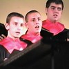 Video Archive Clip 2007 (May 3) - Yaden, Steven R. - Age 18 - Steven sings in the Doane Choir (Freshman year) - Kurt Runestad, Director - Heckman Auditorium at Doane College - Crete, NE - Original VHS Series (10 min 15 sec)