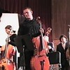 Video Archive Clip 2008 (May 4) - Yaden, Steven R. - Age 19 - Steven plays cello in the Doane College Strings Orchestra (Sophomore year) - Stacy Hanson Sands, Director of Strings - Heckman Auditorium at Doane College - Crete, NE - Original VHS Series (13 min 17 sec)