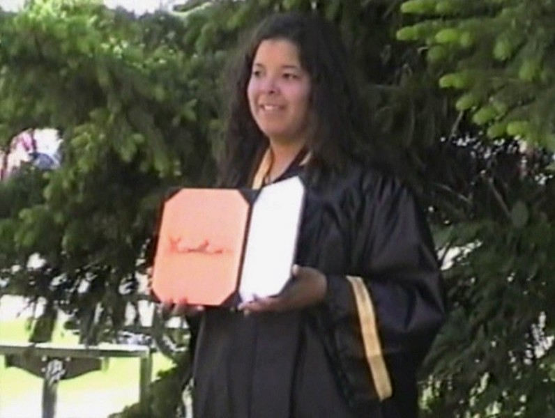 Video Archive Clip 2008 (May) - Yaden, Alexandria R. - Age 18 - Alex graduates with the Class of 2008 - Thompson Valley High School - Loveland, CO - Mixed Relations Series (12 min 12 sec)