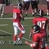 Video Archive Clip 2008 (Nov 1) - Yaden, Steven R. - Age 20 - Steven (#80, orange jersey, tight end) plays football for the Doane Tigers (Junior year) - Matt Franzen, Head Coach - Doane College (Tigers) of Crete, NE vs Morningside College (Mustangs) of Sioux City, IA - Simon Field at Doane College - Mixed Relations Series (13 min 25 sec)