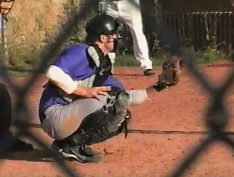Video Archive Clip 2009 (Sept 13) - Yaden, Matthew J. - Age 28 - Matt plays recreation league baseball - Denver, CO - Mixed Relations Series (19 min 45 sec)