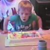Yaden Time Warp 1991:  Steven's 3rd birthday - Selah farmhouse