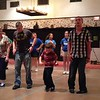 Yaden Clogging Time Warp 2013:  Lopsided Couples Dance