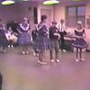 "Cloggiing Time Warp 1995:  Julie & Jacob dance ""Cotton Eye Joe"""