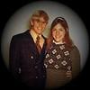 Yaden Time Warp 1970-72:  Dan & Julie - High School Days