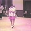 Clogging Time Warp 1996:  Julie & Jacob couples dance