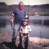 Yaden Time Warp 1983:  Danny & Grandpa Dave - A Fish Story