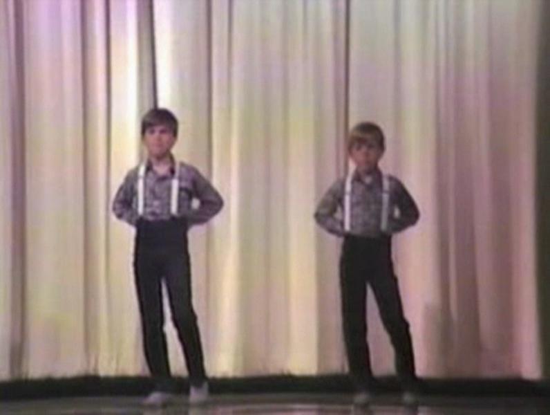"1988 - Danny & Matthew - ""Venus"" - Fairfield Talent Show"