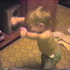 Video Archive Clip 1986 (12) - Yaden, Jacob B. - Jacob Being Two - Filmed in December of 1986 - Original VHS Series (1 min 41 sec)
