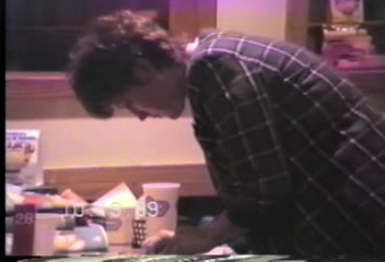 Video Archive Clip 1989 (10) - Yaden, Jacob B. - Jacob's 5th Birthday (October 19) - Showbiz Pizza - Dallas, TX - Danny (Age 11), Matthew (Age 8), Steven (Age 1 yr 5 mos) - Mixed Relations Series - Edited in October 1989 (7 min 9 sec)