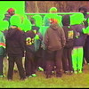 Video Archive Clip 1995 (10) - Yaden, Jacob B. - Age 11 - Elementary division championship football game at Arlin Field - Brinkerhoff Elementary School vs Hedges Elementary School - Mansfield, OH - Original VHS Series (17 min 23 sec)