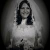 Julie Schreiner Yaden - August 31, 1974 - Age 20 - Wedding Photo - Holy Redeemer Catholic Church - Yakima, WA