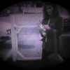 Julie Yaden - 1980 (March) - Age 26 - 7th Avenue Rental House - Yakima, WA (Captured from 8mm film)