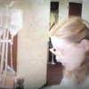Julie Yaden - 1984 (Oct 19) - Age 30 - Julie prepares for the delivery room - Yakima Valley Memorial Hospital - Yakima, WA (Captured from 8mm film)