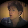 Julie Yaden - 1986 (Nov) - Age 32 - Uh-oh, someone's in trouble! - Thanksgiving Day at the yellow farmhouse - Selah, WA (Captured from VHS Video Tape)