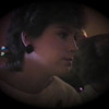 Julie Yaden - 1986 (Dec) - Age 32 - At the Schreiner Family Christmas Party - Yakima, WA (Captured from VHS Video Tape)