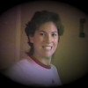 Julie Yaden - 1986 (July) - Age 32 - At the yellow farmhouse - Selah, WA (Captured from VHS Video Tape)