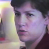 Julie Yaden - 1993 (Apr) - Age 39 - Park Avenue West home - Mansfield, OH (Captured from VHS Video Tape)