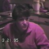 Julie Yaden - 1995 (Mar 21) - Age 41 - Park Avenue West home - Mansfield, OH (Captured from VHS Video Tape)