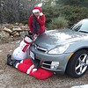 Julie Yaden - 2008 (Dec) - Age 54 - Julie seems a little ho-hum about killing Santa.......until she discovers his lifeless body has scratched her car....and the Snowman never stops smiling..... - Loveland, CO