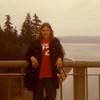 Julie Schreiner - 1971 (April) - Age 17 - On Eisenhower High School Cadet Drill Team Trip - Seattle, WA