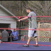 Video Archive Clip 1999 (May) - Yaden, Matthew J. - Age 17 - Mercury Matt Yaden and other NRW wrestlers take some practice - Mansfield, OH (19 min 44 sec)