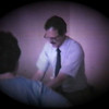Matthew Joseph Yaden - 1981 (July 2) - Dr. Roger Rowles prepares with Mom (Julie) for Matthew's birth - Yakima Valley Memorial Hospital - Yakima, WA (Captured from 8mm film)