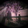 Matthew Yaden - 1983 (April 3) - Age 20 mos - With Mom (Julie) on Easter Sunday - Queen Avenue Home - Yakima, WA (Captured from 8mm film)