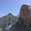 Matt Yaden - March 10, 2013 - Age 31 - Matt visits the Alamo while on a TNA Wrestling trip - San Antonio, TX