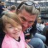 April 2013 - Jaycene & Matt Yaden - Jay (age 8) and Dad (age 31) take in a Rockies game at Coors Field - Denver, CO