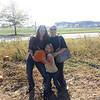 Oct 13, 2013 - Nikita, Jaycene (age 8), and Grandma Julie at the pumpkin patch on Hwy 34 - Loveland, CO