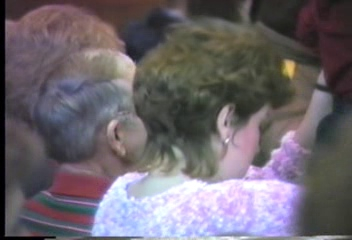 Video Archive Clip 1986 (12) - Yaden, Matthew J. - Age 5 - Christmas Concert - Sunset Elementary School - Selah, WA - Jacob (Age 2) - Original VHS Series (4 min 23 sec)
