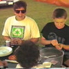 Video Archive Clip 1993 (7) - Yaden, Matthew J. - Age 12 - Matthew's 12th Birthday (July 3) - Mansfield Lahm Airport Freedom Festival and Air Show - Mansfield, OH - Jacob (Age 8), Steven (Age 5), Alex (Age 3) - Original VHS Series (3 min 43 sec)