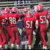 Video Archive Clip 1997 (Oct) - Yaden, Matthew J. - Age 16 - Matt plays JV football (#53, defense) for Mansfield Senior High School - Mansfield Senior Tygers vs Madison Rams at Madison High School - Mansfield, OH - Original VHS Series (19 min 36 sec)
