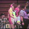 Video Archive Clip 1997 (Feb) - Yaden, Matthew J. - Age 15 - Matt (orange) wrestles for Mansfield Senior High School - River Valley Invitational Wrestling Tournament - Match 3 of 5 - Caledonia, OH - Original VHS Series (3 min 2 sec)