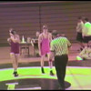 Video Archive Clip 1997 (Jan) - Yaden, Matthew J. - Age 15 - Matt (orange) wrestles for Mansfield Sr. - Jan Match 2 - Mansfield Senior High School - Mansfield, OH - Original VHS Series (8 min)