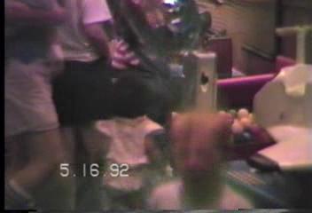 Video Archive Clip 1992 (5) - Yaden, Steven R. - Steven's 4th Birthday (May 16) - Chuck E. Cheese's - Tacoma, WA - Danny (Age 14), Matthew (Age 10), Jacob (Age 7), Alex (Age 2) - Original VHS Series (6 min 8 sec)