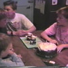 Video Archive Clip 1993 (5) - Yaden, Steven R. - Steven's 5th Birthday (May 16) - Part 2 of 2 - Park Avenue West Home - Mansfield, OH - Danny (Age 15), Matthew (Age 11), Jacob (Age 8), Alex (Age 3) - Mixed Relations Series - Edited in May 1993 (6 min 51 sec)