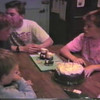 Video Archive Clip 1993 (5) - Yaden, Steven R. - Steven's 5th Birthday (May 16) - Part 2 of 2 - Park Avenue West Home - Mansfield, OH - Danny (Age 15), Matthew (Age 11), Jacob (Age 8), Alex (Age 3) - Original VHS Series (6 min 49 sec)