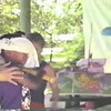 Video Archive Clip 1994 (5) - Yaden, Steven R. - Steven's 6th Birthday Party - South Park - Mansfield, OH - Jacob (Age 9), Alex (Age 4) - Mixed Relations Series - Edited in May 1994 (5 min 56 sec)