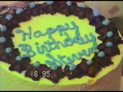 Steve Yaden Video 1995