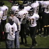 Video Archive Clip 2004 (Oct) - Yaden, Steven R. - Age 16 - Steve (#35, white jersey) plays varsity football for the Thompson Valley Eagles.  During his junior year Steve shared fullback duties with senior Greg Gephart   - Game 1 - Thompson Valley High School vs Loveland High School - Ray Patterson Field - Loveland, CO - Original VHS Series (9 min 19 sec)