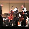 Video Archive Clip 2005 (Dec) - Yaden, Steven R. - Age 17 - Steven plays cello in the Christmas concert by the TVHS Chamber Orchestra - Part 3 of 3 - Bob Kreutz, Orchestra Director - Thompson Valley High School Auditorium - Loveland, CO - Original VHS Series (19 min 22 sec)