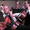 Video Archive Clip 2005 (Dec) - Yaden, Steven R. - Age 17 - Steven plays cello in the Christmas concert by the TVHS Chamber Orchestra - Part 1 of 3 - Bob Kreutz, Orchestra Director - Thompson Valley High School Auditorium - Loveland, CO - Original VHS Series (15 min 42 sec)