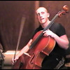 Video Archive Clip 2005 (Dec) - Yaden, Steven R. - Age 17 - Cello demo - Steve rehearses a cello piece to include on his college recruitment tape - Loveland, CO - Original VHS Series (6 min 47 sec)