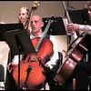Video Archive Clip 2005 (Dec) - Yaden, Steven R. - Age 17 - Steven plays cello in the Christmas concert by the TVHS Chamber Orchestra - Part 2 of 3 - Bob Kreutz, Orchestra Director - Thompson Valley High School Auditorium - Loveland, CO - Original VHS Series (15 min 28 sec)