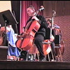 Video Archive Clip 2008 (May 4) - Yaden, Steven R. - Age 19 - Steven plays first-chair cello in the Doane College Strings Orchestra along with the Doane Choir (Sophomore year) - Stacy Hanson Sands, Director of Strings; Dr. Kurt Runestad, Choir Director- Heckman Auditorium at Doane College - Crete, NE - Original VHS Series (18 min 30 sec)
