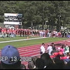 Video Archive Clip 2008 (Sept 13) - Yaden, Steven R. - Age 20 - Steven (#80, orange jersey, tight end) plays football for the Doane Tigers (Junior year) - Matt Franzen, Head Coach - Doane College (Tigers) of Crete, NE vs Conccordia University (Bulldogs) of Seward, NE - Simon Field at Doane College - Original VHS Series (14 min 58 sec)
